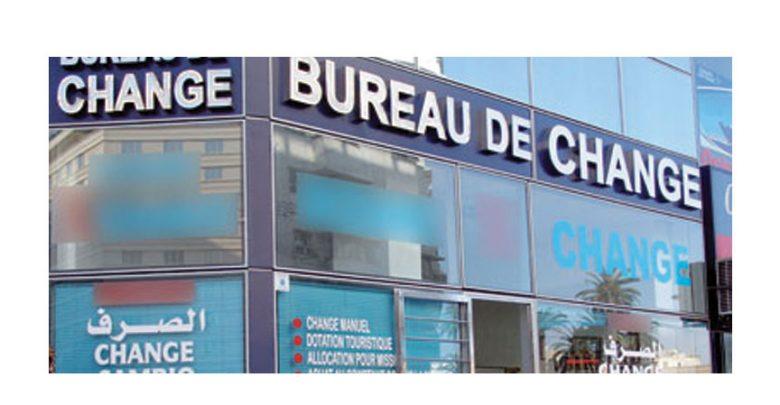 Nouveaux bureaux de change ouverts tourisme info