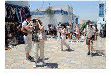 Photo of 202 903 touristes en 2 mois