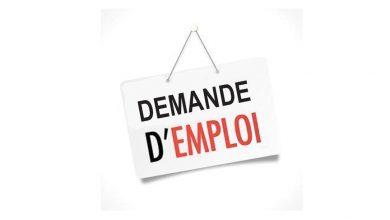 Photo of Demande d'emploi