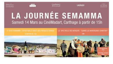 Photo of Semmama à Mad'Art Carthage
