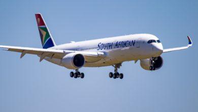 Photo of South African Airways ne volera plus