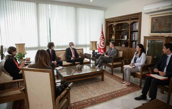 Relations économiques tunisie allemagne à l'ordre du jour