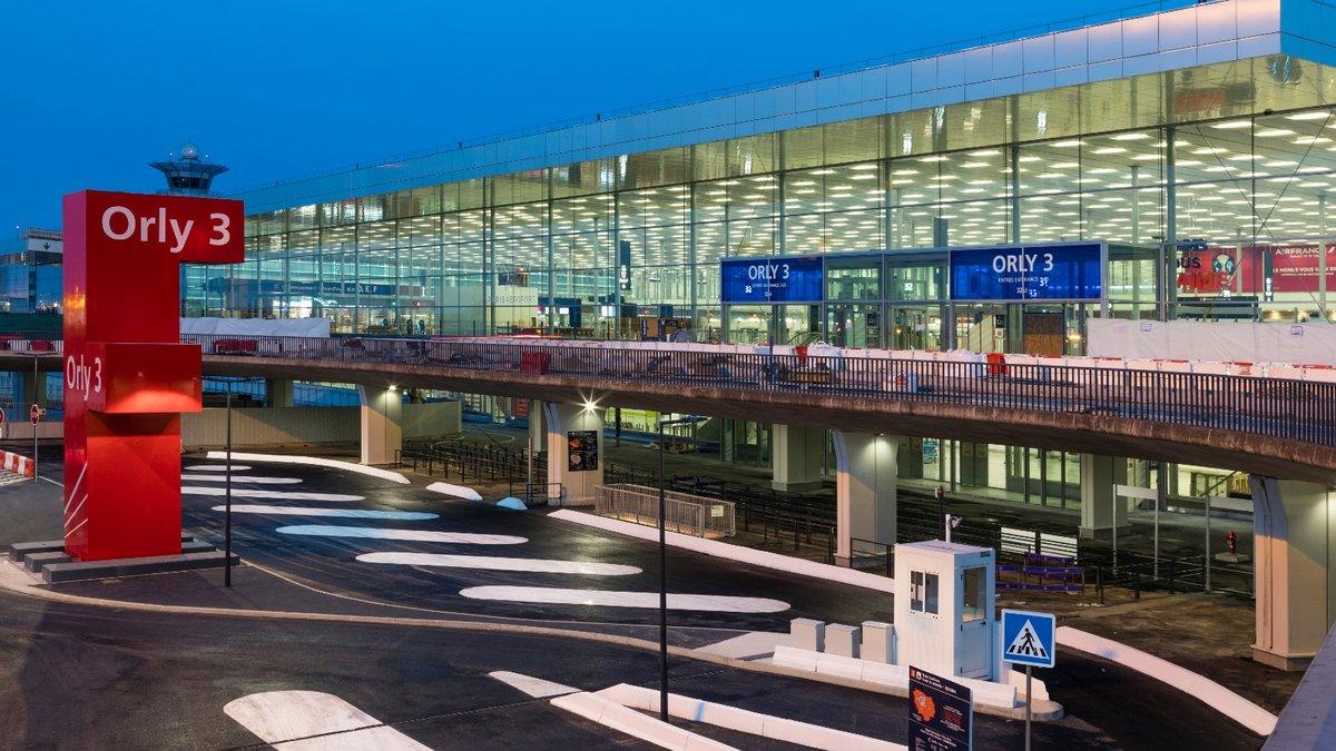 Réouverture de l'aéroport d'Orly le 26 juin