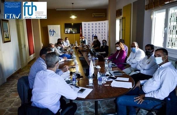 La FTH et La FTAV s'unissent pour surmonter la crise et élaborent une feuille de route conjointe