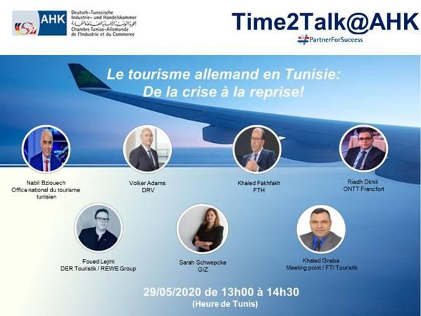 Le tourisme allemand en Tunisie : de la crise à la reprise
