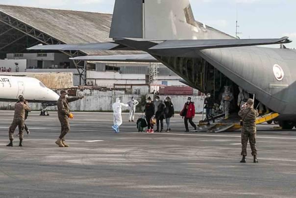 17 vols pour rapatrier des Tunisiens bloqués