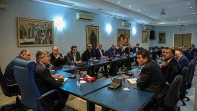 Photo of Le Ministre rencontre les DG des hôtels des chaînes internationales