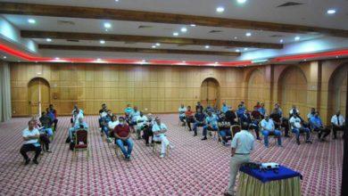 Photo of Tabarka : journée de formation au système de sécurité