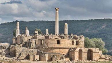 Photo of Site archéologique d'Oudhna: avancement des travaux de réaménagement