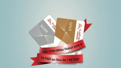 Photo of Tunisair : Miles promo Fidelys