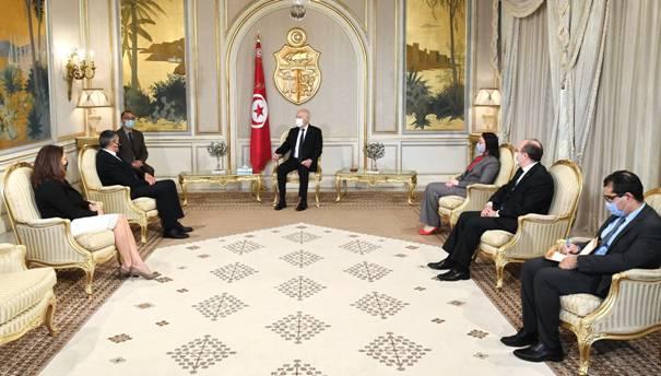 OMT : visite très fructueuse en Tunisie du Secrétaire général Pololikashvili