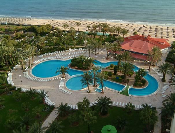 Hôtel Riadh Palms Hotel, Sousse - trivago.fr