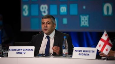 Photo of OMT: Pololikashvili élu secrétaire général pour quatre années supplémentaires