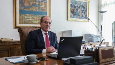 Photo of Habib Ammar participe aux travaux du Conseil exécutif de l'OMT