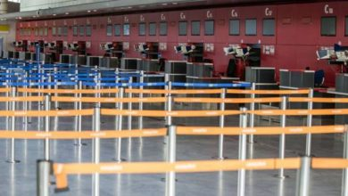 Photo of Chute de 60% du nombre de passagers