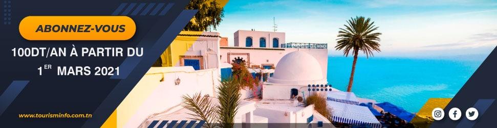 Abonnement Tourisme Info