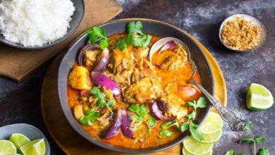 Photo of Le massaman curry :  le meilleur plat du monde